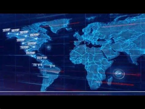 After Effects Tutorial 3d Growth Map Animation Youtube Pinterest After Effects After Map Animation After Effects Template