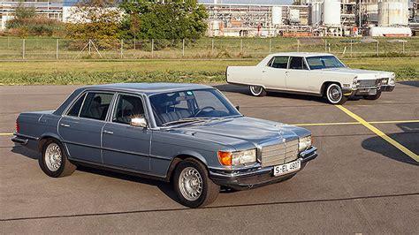 Autobild S Klasse by Mercedes S Klasse W 116 Autobild De