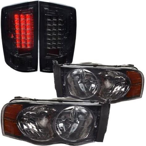 2005 dodge ram smoked lights 2005 dodge ram smoked headlights and led lights