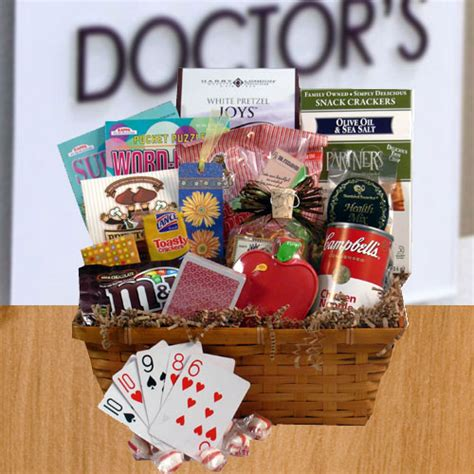 speedy recovery get well soon basket aa gifts baskets