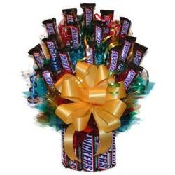 Candy Bouquets Snickers Candy Bouquet Chocolate Gifts Arttowngifts Com