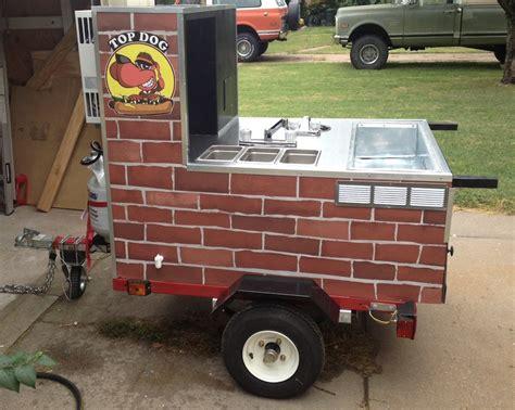 dog house carts this ez built hot dog cart is built like a brick house