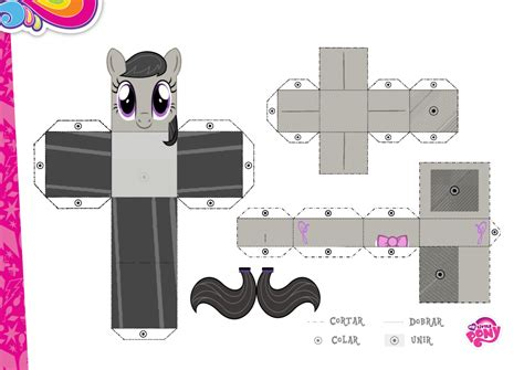 papercraft collection 1 the citrus files mlp forums