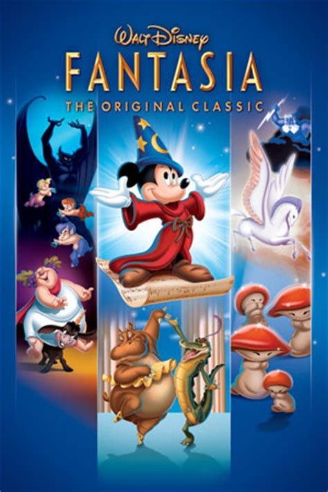 Film Disney Fantasia | movie review fantasia