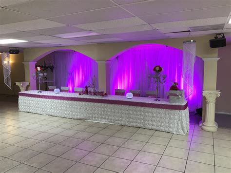 Latin Swing Ballroom Quinceanera Halls North Houston