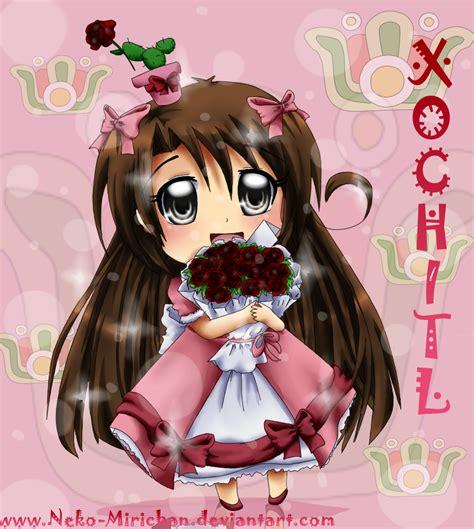 imagenes de amor para xochitl xochitl cumple by neko mirichan on deviantart