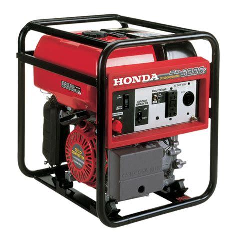 honda eb3000c industrial generator honda generators and