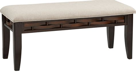 cherry bench bedford heights cherry bench transitional
