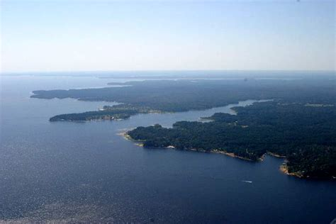 lowes indian harbour toledo bend gallery aerial photos of toledo bend lake area