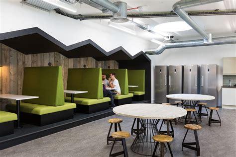 booth design london office tour merkle periscopix offices london booth