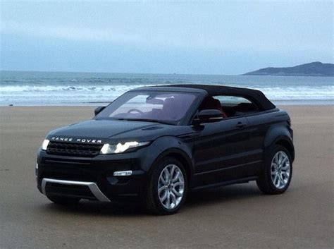 land rover convertible black 2015 land rover range rover evoque convertible