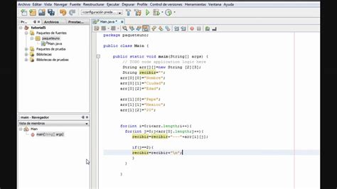 tutorial java y netbeans tutorial 5 parte 2 2 java netbeans www inquisidores net