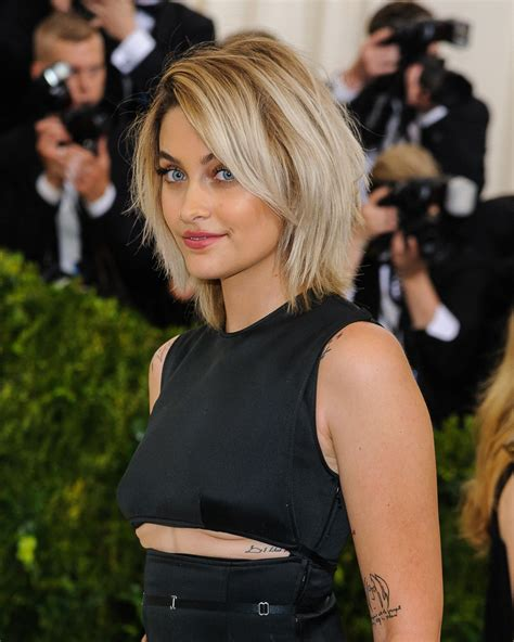 paris jackson at 2017 met gala in new york 05 01 2017