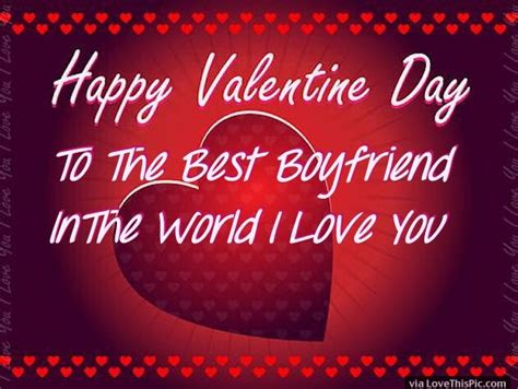 valentines quotes for boyfriend happy valentines day to my boyfriend image quote pictures