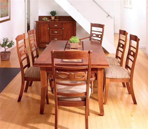 dining room furniture nj amish dining room furniture in nj b l woodworking
