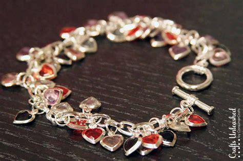 valentines day bracelets diy bracelet s day crafts unleashed