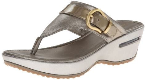 Sandal Cowok Nike Import cole haan s maddy tant wedge sandal pewter 9 5 b import it all