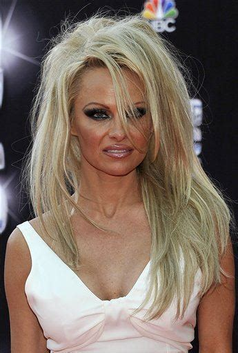 bimbo hairpieces pamela anderson s 2nd marriage to ex now also over