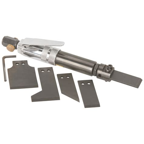 piece pneumatic scraper kit