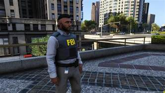federal bureau of investigation eup pack gta5 mods
