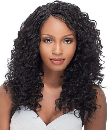 N Wavy Hairstyles by N Wavy Hair For Braiding Hairs Picture Gallery