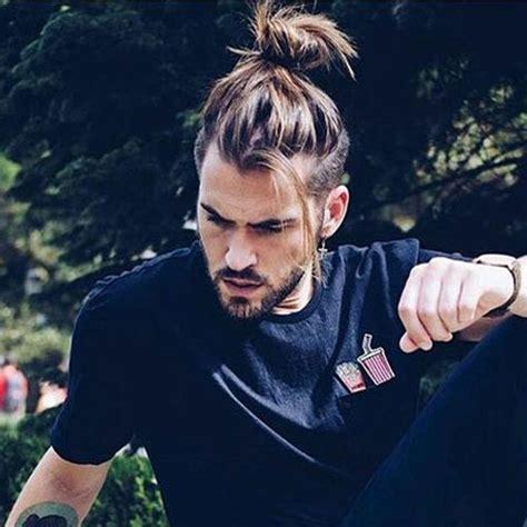 samurai hairstyle samurai man bun haircut haircuts models ideas