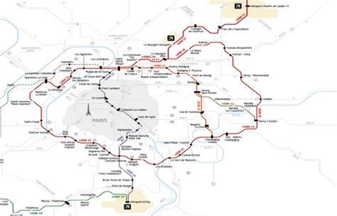La Ligne Grangé by Grand Express Retard Sur Le Prolongement Des Lignes