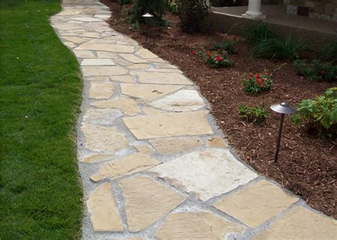 Patios And Walkways by Patios Walkways Tree Landscape