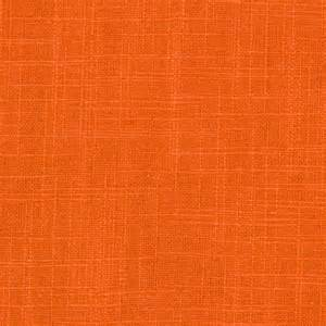 Orange Upholstery Fabric On Sale Orange Cotton Slub Upholstery Fabric