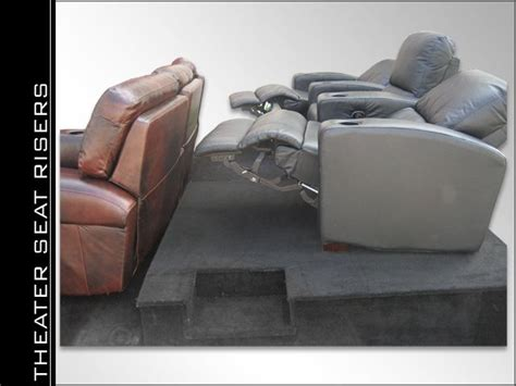 home theater risers theater stadium seating