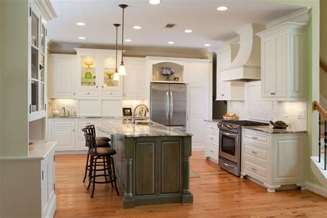 Kitchen And Remodeling Home Renovation Before And After Glazer Construction Atlanta