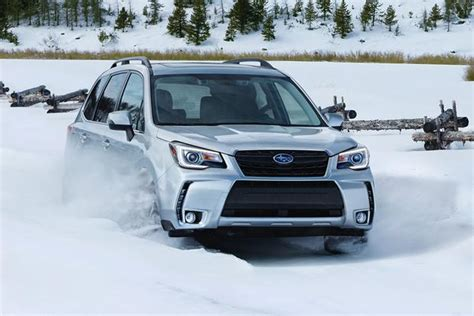 All New Subaru Forester 2018 2018 subaru forester new car review autotrader