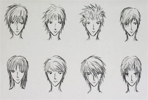 animation hairstyles short anime hairstyles 5 inkcloth