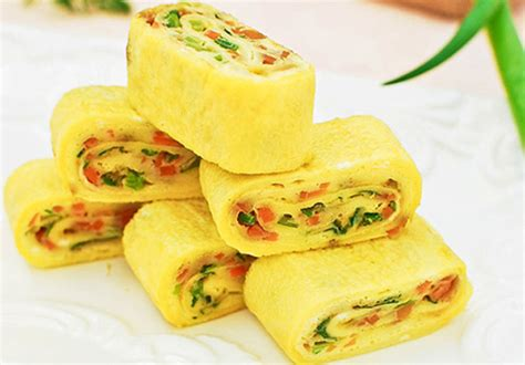 cara membuat telur dadar gulung ala jepang 4 resep telur gulung mudah dan enak