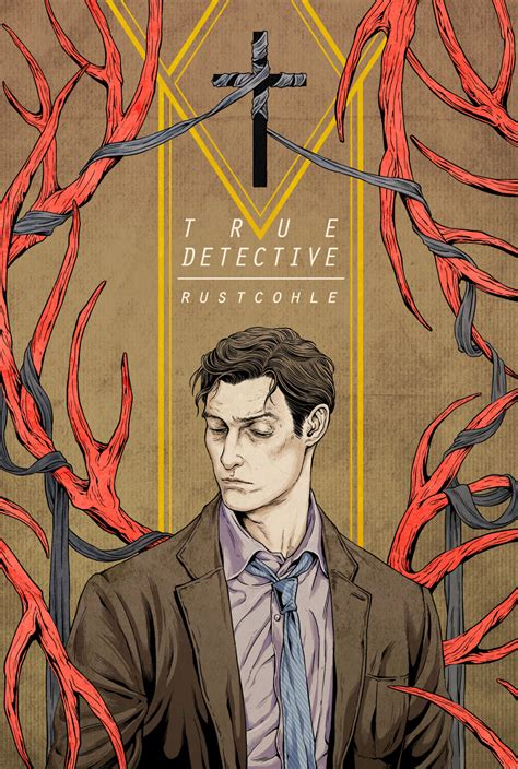rust cohle tattoo rust cohle by chillalee on deviantart