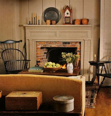 early american living room decor colonial living room colonial main living rooms and decor on pinterest