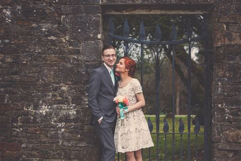 alex  delaneys irish countryside elopement