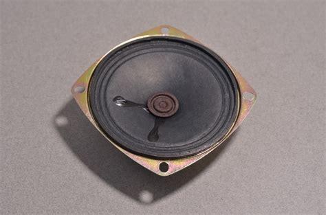 Speaker Subwoofer 4 Ohm 3 quot speaker 4 ohm 3 watt bc robotics
