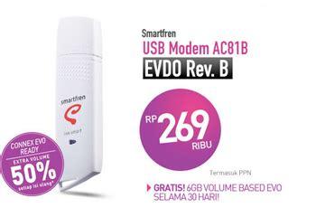 Modem Smartfren Rev B Terbaru harga dan spesifikasi modem router smartfren termurah terbaru