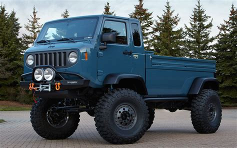 concept jeep truck jeep mighty fc concept front1 photo 4