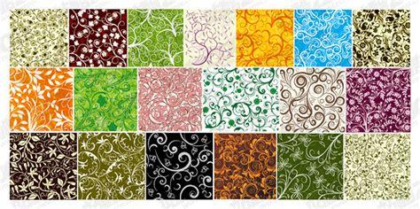 ai pattern models 4 designer 19 models rolled pattern tile background