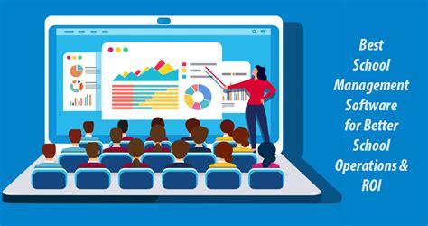 best management school best school management software for better school