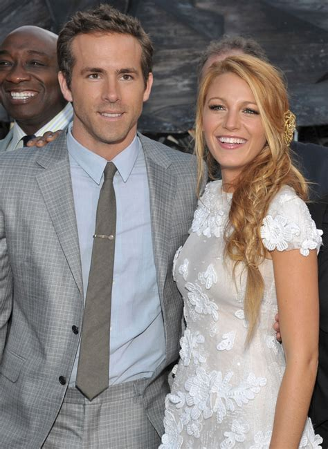 blake lively et ryan reynolds photo