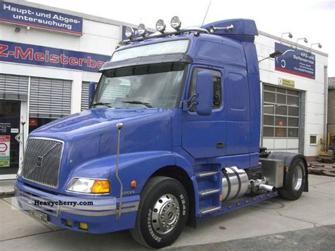 Volvo Nh12 420 Globetrotter Manual 2001 Other Semi Trailer