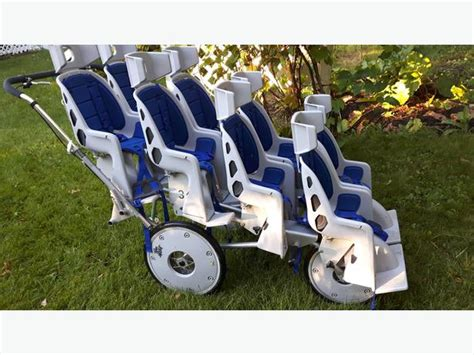 daycare 8 seater runabout stroller central