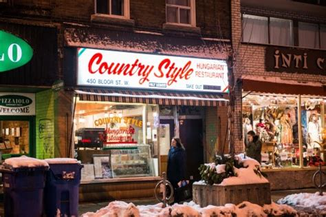 country style toronto going east for eats the varsity