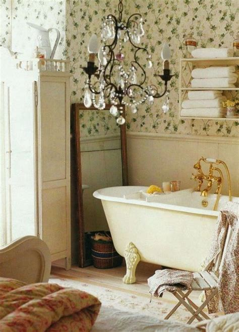 30 Shabby Chic Bathroom Design Ideas To Get Inspired Shabby Chic Bathrooms Ideas