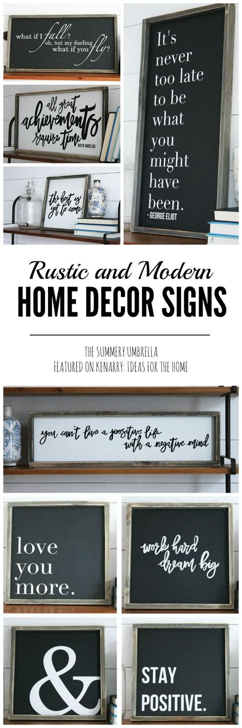 home decor giveaway rustic and modern home decor signs giveaway home decor