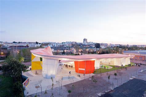 Selgas Cano Architecture landscape architecture spanish firm selgascano to design