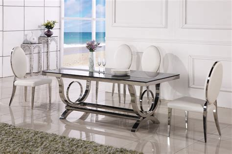 Cheap Marble Dining Table Dining Table Marble And Chair Cheap Modern Dining Tables 6 Chairs In Dining Tables From